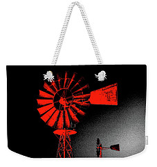 Nightwatch Weekender Tote Bag