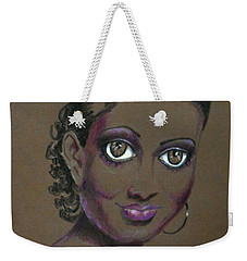 Nina Mae -- African-american Actress Portrait Weekender Tote Bag