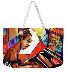 Nina Simone Weekender Tote Bag