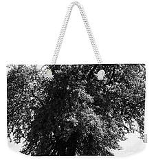 Nina Tree Dressed Out Bw Weekender Tote Bag