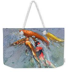 Nishikigoi Weekender Tote Bag