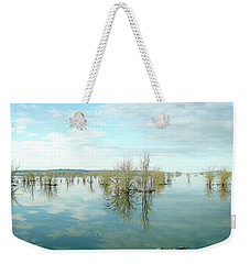 Nisqually High Tide Weekender Tote Bag