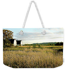Nisqually Two Barns Weekender Tote Bag