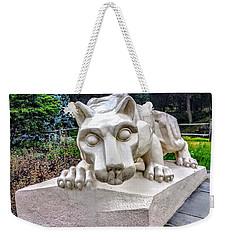 Nittany Lion Weekender Tote Bag by Paul Kercher