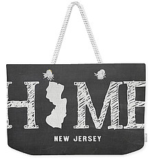 Nj Home Weekender Tote Bag by Nancy Ingersoll