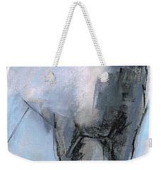 Nm Sketch Bw Weekender Tote Bag by Frances Marino