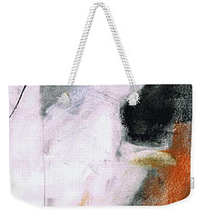 Weekender Tote Bag featuring the painting Nm Sketch Two by Frances Marino