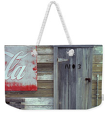 Weekender Tote Bag featuring the photograph No. 3 by Laurie Stewart