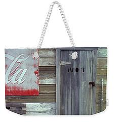 No. 3 Weekender Tote Bag by Laurie Stewart