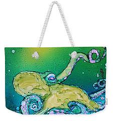 No Bones About It Weekender Tote Bag by Ruth Kamenev