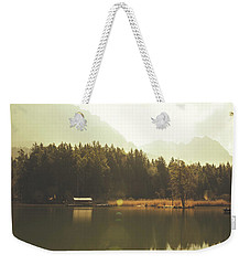No Ceiling Weekender Tote Bag