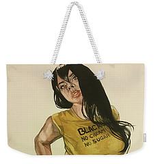 No Cream, No Sugar Weekender Tote Bag