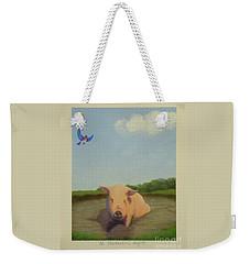 No Existential Angst Weekender Tote Bag