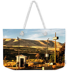 No Gas... Weekender Tote Bag by Albert Seger