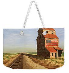 No Grain, No Train Weekender Tote Bag