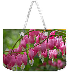 Bleeding Heart Weekender Tote Bag