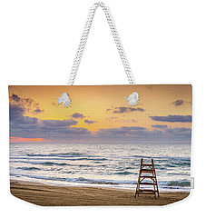 No Lifeguard On Duty. Weekender Tote Bag