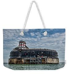 No Mans Fort Weekender Tote Bag