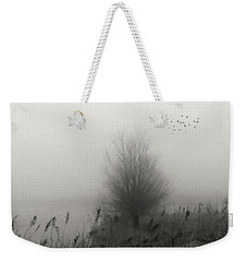 No Man's Land Weekender Tote Bag