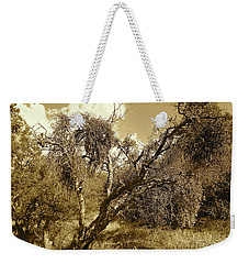 No Man's Safari Weekender Tote Bag