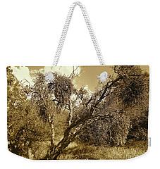 No Man's Safari Weekender Tote Bag