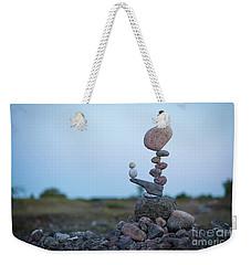 Zen Stack #2 Weekender Tote Bag