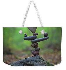 Zen Stack #5 Weekender Tote Bag
