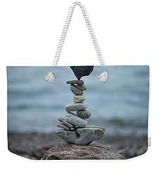 Zen Stack #6 Weekender Tote Bag