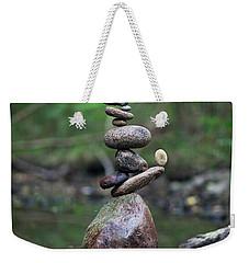 Zen Stack #8 Weekender Tote Bag