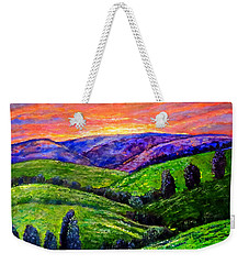No Place Like The Hills Of Tennessee Weekender Tote Bag