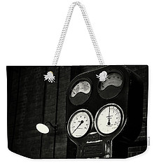 No Pressure Weekender Tote Bag by Tim Nichols