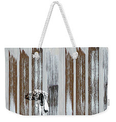 Weekender Tote Bag featuring the photograph No Rain Forest by LemonArt Photography