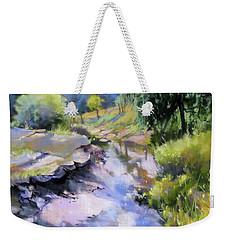 No Rain In Sight Weekender Tote Bag by Rae Andrews