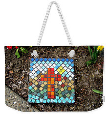 No Stepping Stone Weekender Tote Bag
