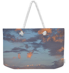 No Tears In Heaven Weekender Tote Bag by Tim Fitzharris
