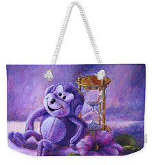 No Time To Monkey Around Weekender Tote Bag