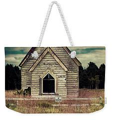 No Trepassing Weekender Tote Bag