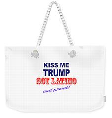 No Trump Weekender Tote Bag