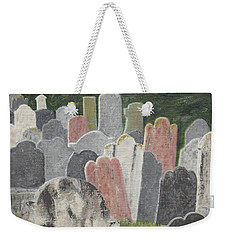 No Vacancy Weekender Tote Bag