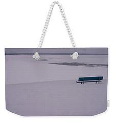 No Viene Nadie... Weekender Tote Bag