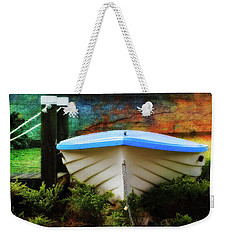 No Water 01 Weekender Tote Bag by Kevin Chippindall