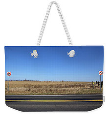 No Way Weekender Tote Bag