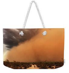 Nowhere To Hide Weekender Tote Bag