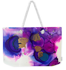 No Words Weekender Tote Bag by Tara Moorman