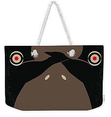 No061 My Pans Labyrinth Minimal Movie Poster Weekender Tote Bag