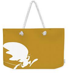 No08 My Minimal Color Code Poster Speedy Weekender Tote Bag