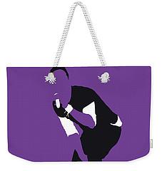No121 My Coldplay Minimal Music Poster Weekender Tote Bag