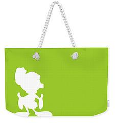 No15 My Minimal Color Code Poster Marvin Weekender Tote Bag