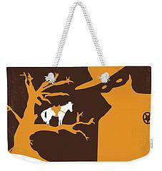 No202 My The Lone Ranger Minimal Movie Poster Weekender Tote Bag
