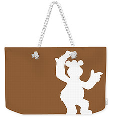 No28 My Minimal Color Code Poster Fozzy  Weekender Tote Bag